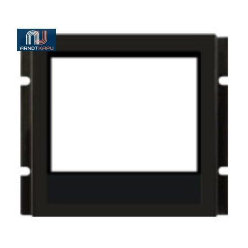 FUTURA DIGITAL Információs Középső modul a 4 LAKÁSOS Digitális video kültéri süllyesztett kaputáblához (VDMR21). VDMR21/LB