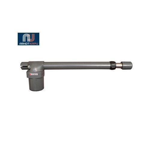 PROTECO Aster - balos elektromechanikus, önzáró, pisztoly formájú szányaskapu-mozgató motor, 400 mm löket.