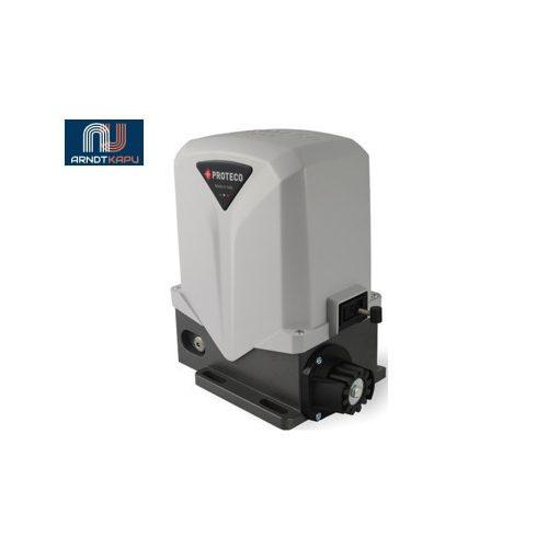 PROTECO tolókapu motor, 230 Vac, 600 W, 600 N, végálláskapcsolóval, 9m/perc. Családi és társasháza